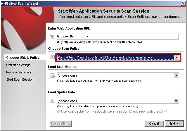 N-Stalker Web Application Security Scanner X